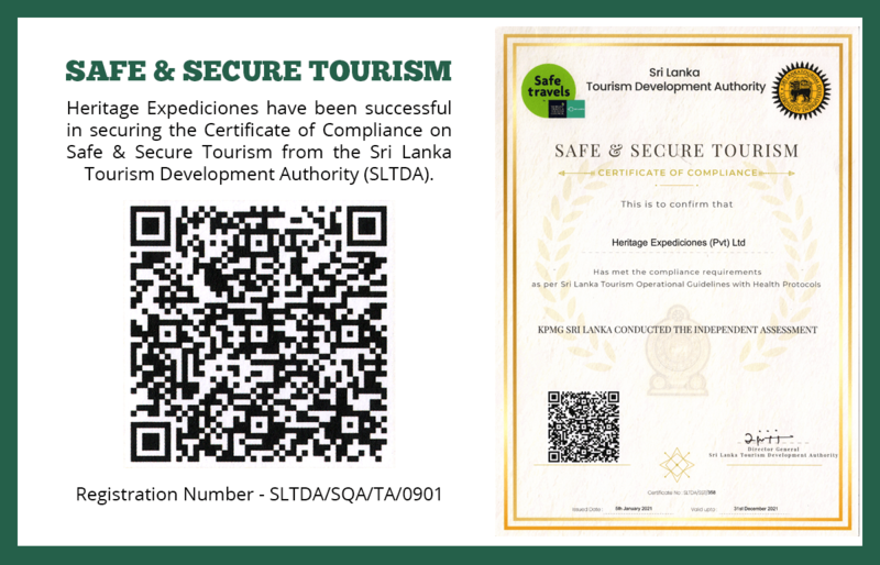 Safe and secure tourism